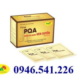 Cốm Hen suyễn PQA