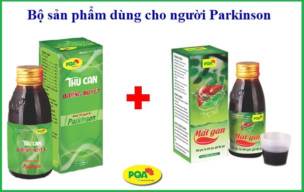 Bộ sản phẩm dùng cho người bị Parkinson