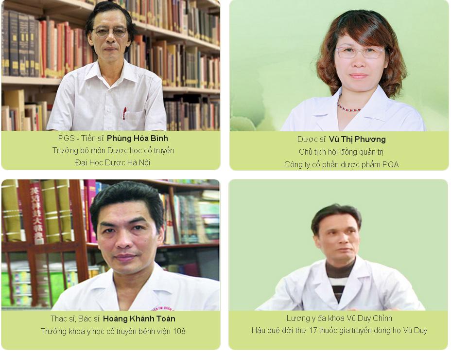 Hội đồng khoa học của PQA